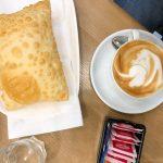 gnocco fritto e cappuccino