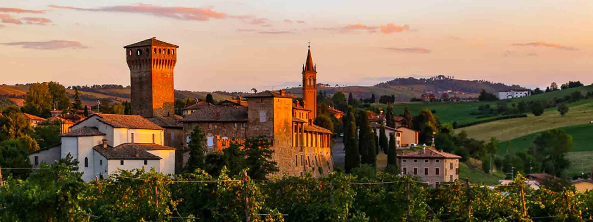 Tour a Castelvetro di Modena
